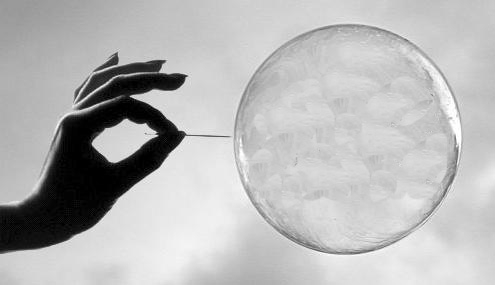 The startup bubble